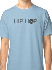 Hip Hop Vinyl - DJ Music Deck Classic T-Shirt