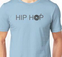 Hip Hop Vinyl - DJ Music Deck Unisex T-Shirt