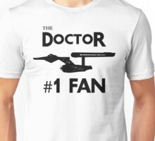 The Doctor #1 Fan Unisex T-Shirt