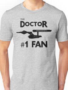 The Doctor #1 Fan Unisex T-Shirt