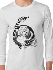 Punk Girl Long Sleeve T-Shirt