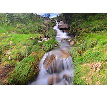 Dartmoor: Lud Brook Photographic Print