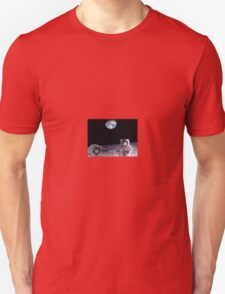 Cat in space 8 T-Shirt