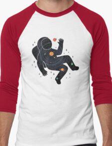 Inner Space Men's Baseball ¾ T-Shirt