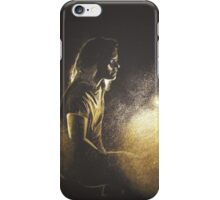 A heart of gold and boots to match (Harry Styles) iPhone Case/Skin