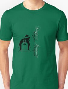 Dapper Penguin Unisex T-Shirt