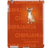 Chihuahua #4 iPad Case/Skin