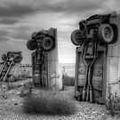Carhenge by Bob Christopher