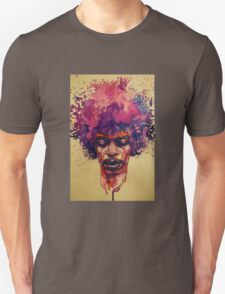 Jimi Hendrix fan art T-Shirt