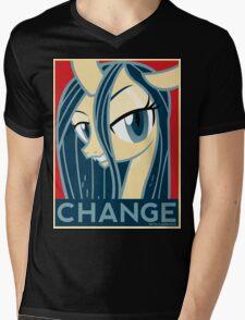 CHANGE (into cadence) Mens V-Neck T-Shirt