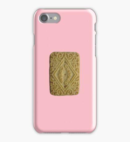 Custard Cream Baby Pink S iPhone Case/Skin