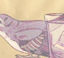 Literary Drinks: Tequila Mockingbird Sticker