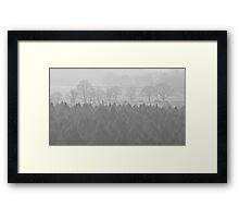 Goblin Haze Framed Print