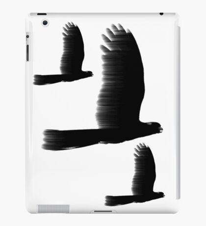 Black Cockatoos iPad Case/Skin