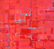 Crimson Query by Regina Valluzzi