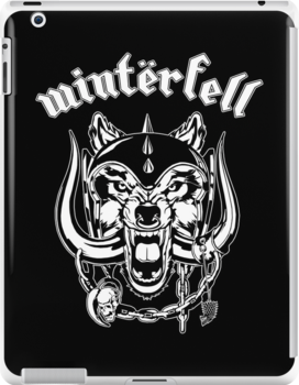 Winterfell Rules! by gorillamask