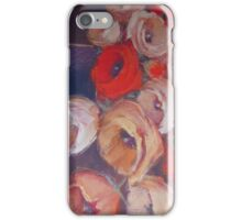 Poppies iPhone Case iPhone Case/Skin