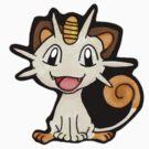 Meowth by TinySkye