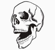 demonic skull T-Shirt