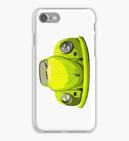 Yellow Vdub iPhone Case iPhone Case/Skin