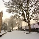 Winter In The Maiden City by Fara