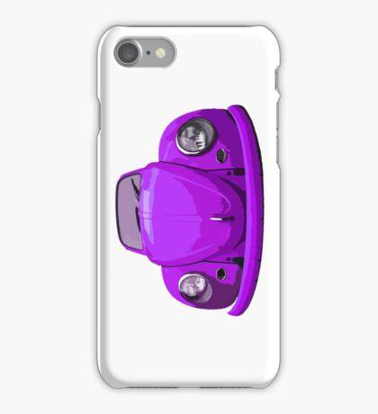 Purple Vdub iPhone Case iPhone Case/Skin