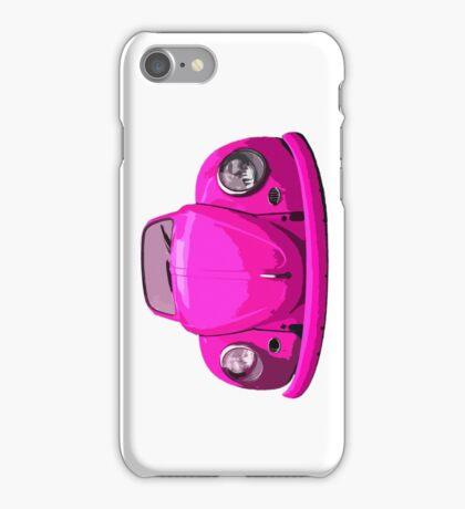 Pink Vdub iPhone Case iPhone Case/Skin