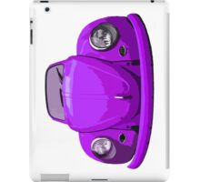 Purple Vdub iPad Case iPad Case/Skin
