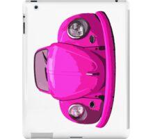 Pink Vdub iPad Case iPad Case/Skin