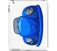 Blue Vdub iPad Case iPad Case/Skin