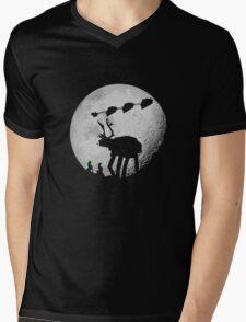 Far Away Christmas Mens V-Neck T-Shirt