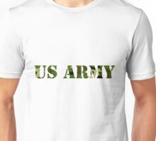 us army green Unisex T-Shirt