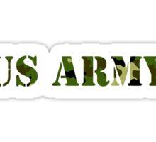 us army green Sticker