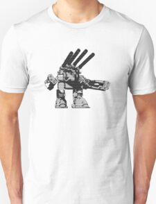 M.A.C. 2 (in black) Mecha T-Shirt