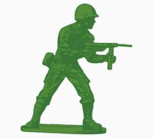 green toy soldier by red-rawlo