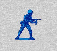 blue toy soldier Unisex T-Shirt