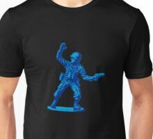 blue toy soldier 2 Unisex T-Shirt