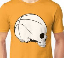 think basketball side Unisex T-Shirt