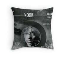 A life Throw Pillow