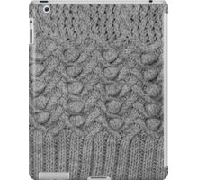 knitted ornament iPad Case/Skin