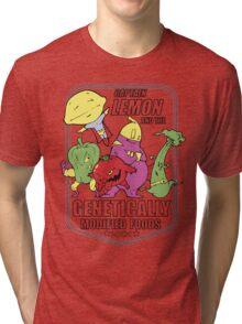 food heroes Tri-blend T-Shirt