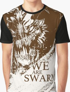 We Are Swarm - Wood Demon Graphic T-Shirt