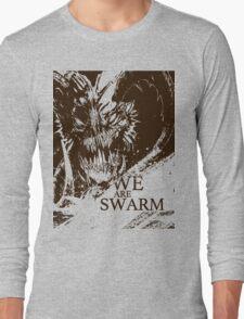 We Are Swarm - Wood Demon Long Sleeve T-Shirt