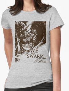 We Are Swarm - Wood Demon Womens Fitted T-Shirt