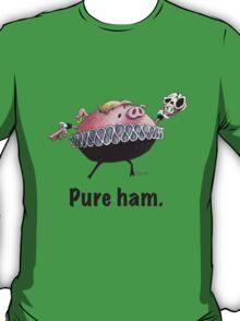 Hamlet - Pure ham (Dark text) T-Shirt