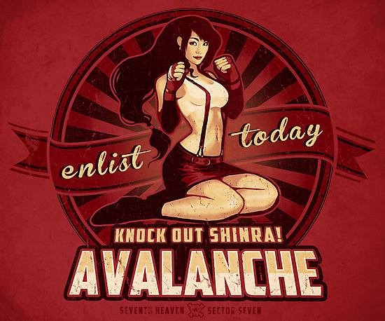 Knock Out Shinra! by MeganLara