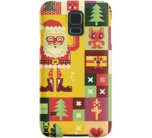 Christmas Pattern No. 1 Samsung Galaxy Case/Skin
