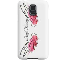 Archangel Ariel: Angel Blessings Samsung Galaxy Case/Skin