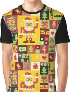 Christmas Pattern No. 1 Graphic T-Shirt