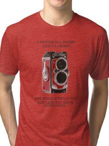 Diane Arbus Tri-blend T-Shirt
